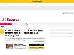 Alain Françon dans l'atmosphère tourmentée d'«Un mois à la campagne»