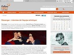 Stavanger : interview de l'équipe artistique