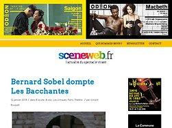 Bernard Sobel dompte Les Bacchantes
