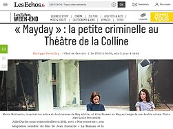 «Mayday»: la petite criminelle