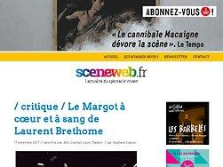 Le Margot à cœur et à sang de Laurent Brethome