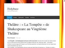 La marque de fabrique de Shakespeare est de tout mélanger