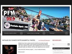 Nathalie Joly chante Yvette Guilbert (2° partie) - Radio PFM