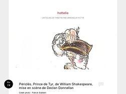 Périclès, Prince de Tyr,  la romance, tissée de mélodrame et de merveilleux