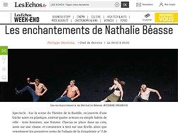 Les enchantements de Nathalie Béasse