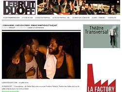 «Convulsions» chez les Atrides : Remake somptueux et glaçant