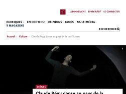 Claude Régy danse au pays de la souffrance