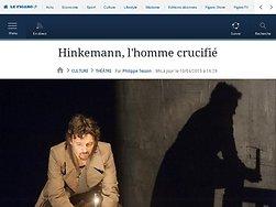 Hinkemann, l'homme crucifié