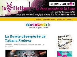 La Russie désespérée de Tatiana Frolova