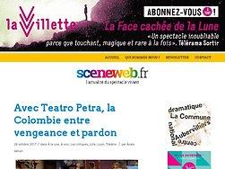 Avec Teatro Petra, la Colombie entre vengeance et pardon