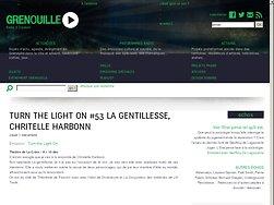 Rencontre avec Christelle Harbonn.