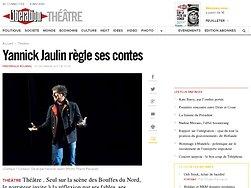Yannick Jaulin règle ses contes