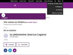 Le phénomène Jean-Luc Lagarce