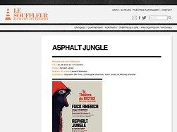 """Asphalt Jungle"", KO assuré...."