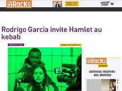 Rodrigo Garcia invite Hamlet au kebab