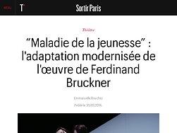 L'adaptation modernisée de l'œuvre de Ferdinand Bruckner