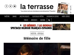 """""""Mémoire de fille"""" - Le théâtre, accomplissement de la littérature"""