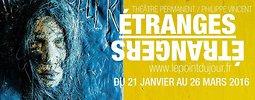 Illustration de Théâtre Permanent/Philippe Vincent au Point du Jour-Lyon