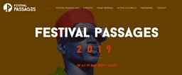 Illustration de Festival Passages