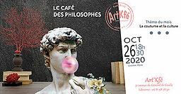 Illustration de Le Café des Philosophes #2