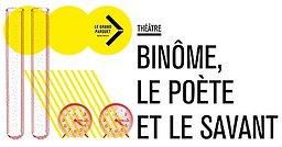 Illustration de Binôme - Le Poète et le savant