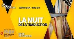 Illustration de La Nuit de la traduction aux Plateaux Sauvages !