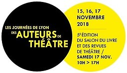 Illustration de Les Journées de Lyon des auteurs de théâtre