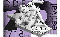 """Illustration de Festival """"Les 70 ans de la décentralisation théâtrale"""""""