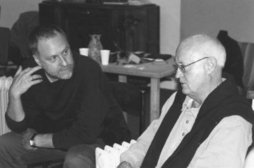 Christian Benedetti et Edward Bond