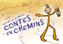 Illustration de 13e édition du Festival Contes en Chemins