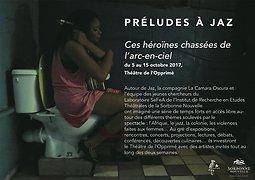 Illustration de Préludes à Jaz : ces héroïnes chassées de l'arc-en-ciel
