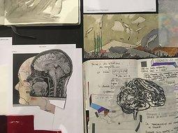 Illustration de Data, Mossoul en résidence à la Chartreuse - CNES