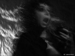 Illustration de Miroir 1 - Performance Catherine Gil Alcala
