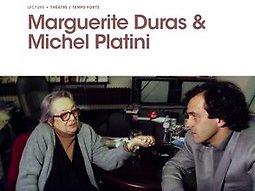 Illustration de Marguerite Duras & Michel Platini, Mohamed El Khatib