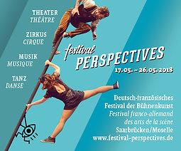 Illustration de 41e édition du Festival Perspectives | 17 – 26 mai 2018