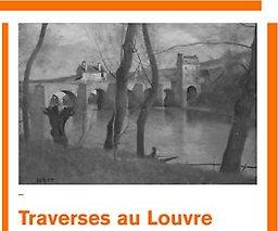 Illustration de Lagarce, Pays lointains au musée du Louvre