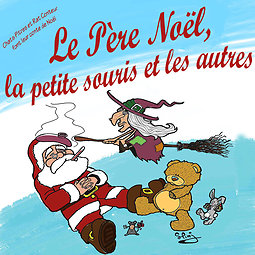 Illustration de Le RV des Pitchous : Le Père Noël, la petite souris et les autres