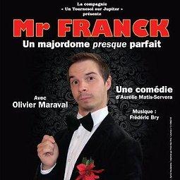Illustration de Mr Franck, un majordome presque parfait