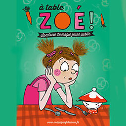 Illustration de A table Zoé