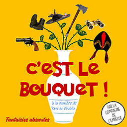 Illustration de C'est le bouquet !