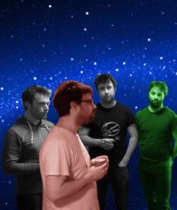 Illustration de A la caresse de l'univers - Concert du Quatuor Léonis