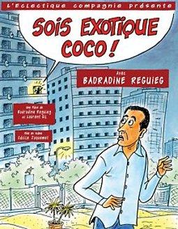 Illustration de Sois exotique Coco