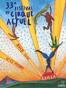 Illustration de Festival du cirque actuel 2020