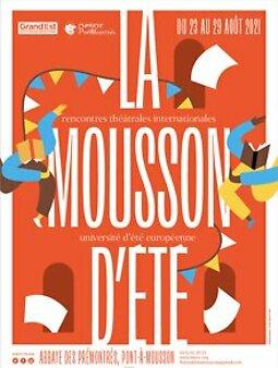 Illustration de La Mousson d'été 2021 - Rencontres théâtrales internationales