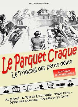 Illustration de Le Parquet craque : Le Tribunal des petits délits