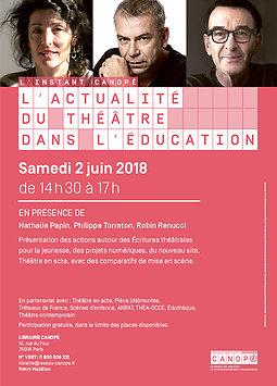Illustration de « Où en est-on du théâtre dans l'éducation ? »