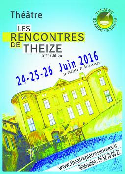 Illustration de Les Rencontres de Theizé - Théâtre en Pierres Dorées