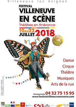 Illustration de Festival Villeneuve en Scène