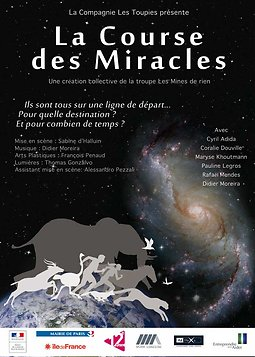 Illustration de La Course des miracles