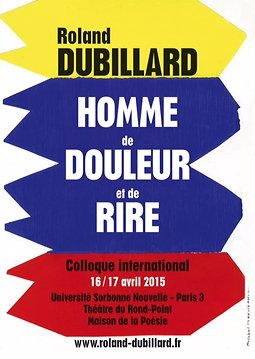 Illustration de Colloque Roland Dubillard